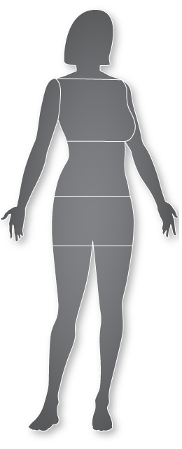 Woman Front View